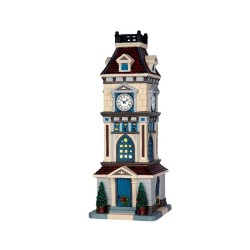 Clock Tower B/O Led Cod. 65117