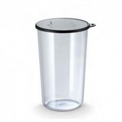 Bicchiere 600 ml con Coperchio