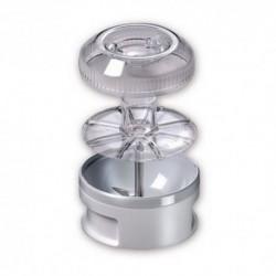 Processor W/Powder Disc