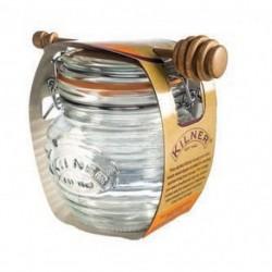Barattolo Chius. Ermetica Miele con Cucch. 0,4 l