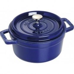 Cocotte 22 cm Blu in Ghisa