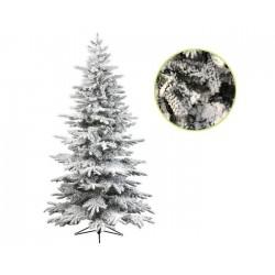 Albero di Natale Innevato Snowy Alaskan 210 cm