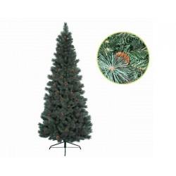 Albero di Natale Slim Norwich Pine 210 cm