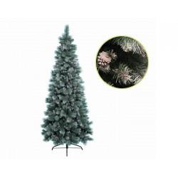 Albero di Natale Slim Norwich Innevato 210 cm