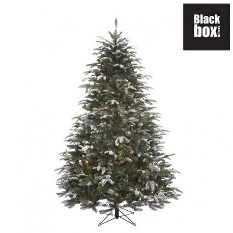 Albero Di Natale Innevato Stelton 185 cm