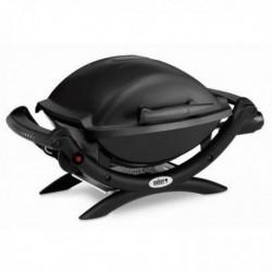Barbecue a Gas Q 1000 (con Attacco per Cartuccia) Black Weber Cod. 50010053