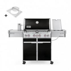 Barbecue a Gas Summit E-470 GBS Black Weber Cod. 7171029
