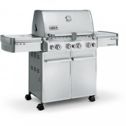 Barbecue a Gas Summit S-470 GBS Inox Weber Cod. 7170029