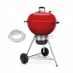 Barbecue Weber a Carbone Master-Touch 57 cm GBS Red Limited Edition Cod. 14615504