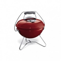Barbecue Weber a Carbone Smokey Joe Premium 37 cm Crimson Red Cod. 1123004