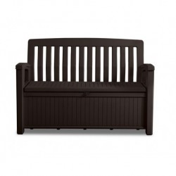 Keter Cassapanca in Resina PATIO BENCH Graphite