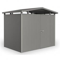 Casetta da Giardino in Metallo PANORAMA 2 Porta Standard Biohort