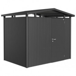 Casetta da Giardino in Metallo PANORAMA 3 Porta Standard Biohort