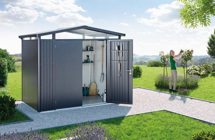 Casetta Giardino In Metallo : Consigli per scegliere la giusta casetta da giardino casetta da