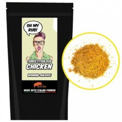 OH My Rub! Miscela Spezie Chicken 250g