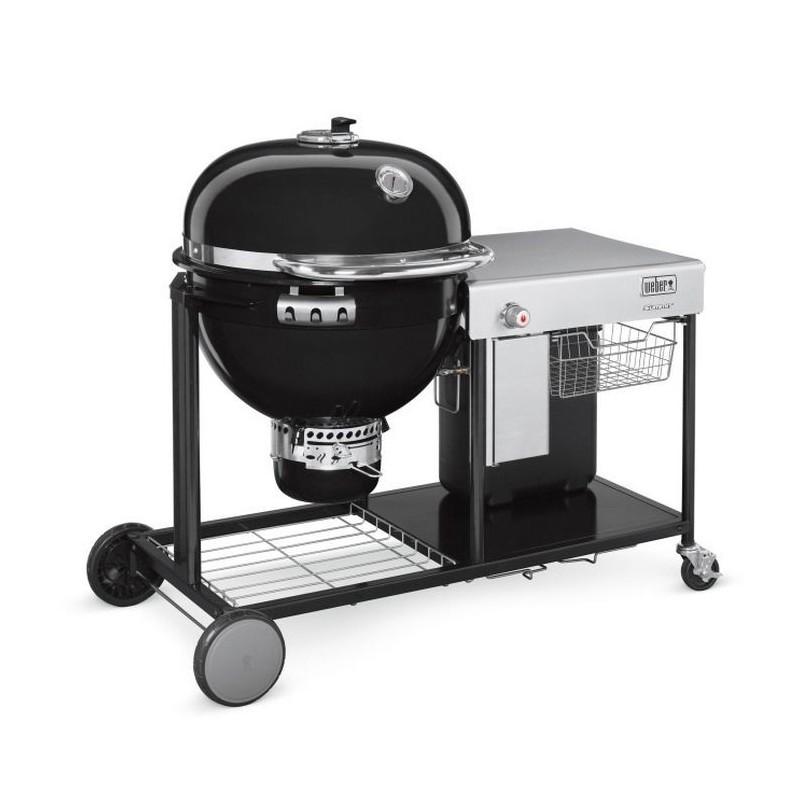 summit charcoal grilling center cod 18501004. Black Bedroom Furniture Sets. Home Design Ideas