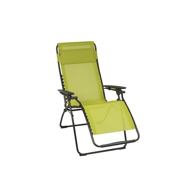 poltrona reclinabile sdraio futura lafuma lfm3062. Black Bedroom Furniture Sets. Home Design Ideas