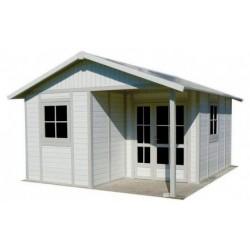 Kunststoff Gartenhaus DECO 20B Grosfillex