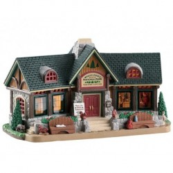 Miniature pour village de No/ël Lemax 85413 R/ésidence des Davidson