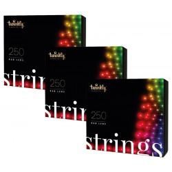 Twinkly STRINGS Luci di Natale Smart 750 Led RGB II Generazione