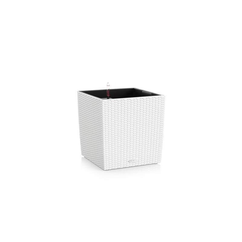 vaso cube cottage 40 lechuza set completo. Black Bedroom Furniture Sets. Home Design Ideas
