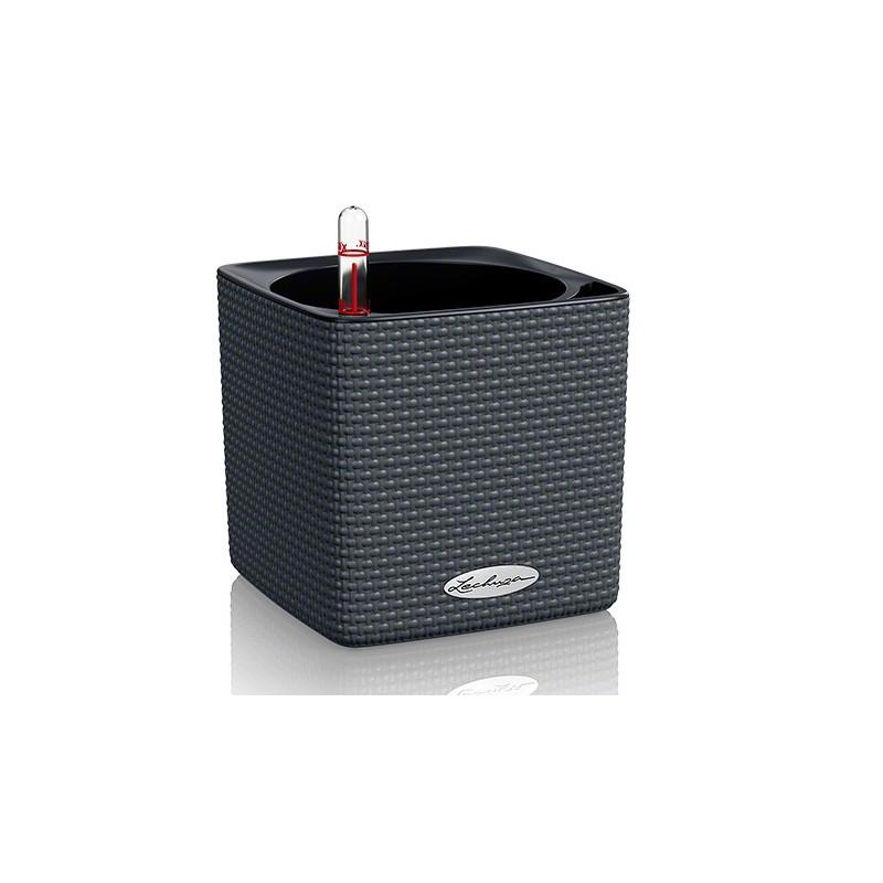 vaso cube color 14 lechuza set completo. Black Bedroom Furniture Sets. Home Design Ideas