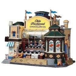 Olde Fashioned Chocolate Co. Incluye Adaptador de Corriente a 4.5V Cód. 95888