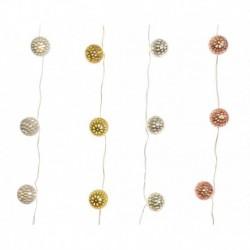 Ball String Lights 110 cm (12 LEDs)
