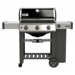 Weber Genesis II E-310 GBS Gas Barbecue Black Ref. 61011129