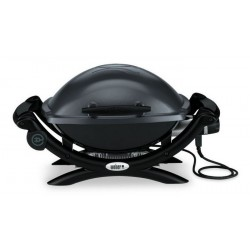 Weber Q 1400 Electric Barbecue Dark Grey Ref. 52020053
