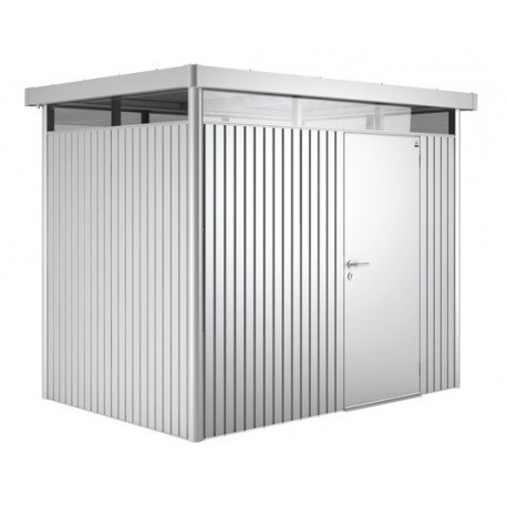Casette Da Giardino In Metallo.Casetta Da Giardino In Metallo Highline 3 Con Porta Standard Biohort Dadolo Com