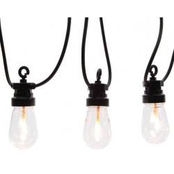 Outdoor LED Bulb String Lights