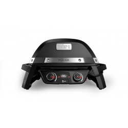 Weber Pulse 2000 Electric Grill Black Ref. 82010053