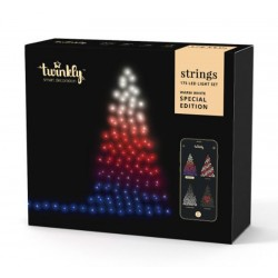 Guirlande Smart Twinkly Strings 175 LED Golden