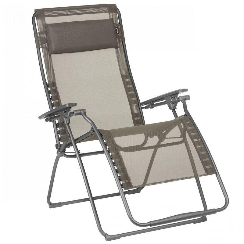 Fauteuil inclinable Chaise longue FUTURA XL LAFUMA LFM3115