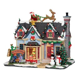 Best Decorated House With 4.5V Adaptor Cod. 25337