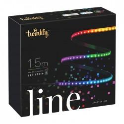 Twinkly LINE Striscia 1.5 m 100 Led RGB BT + Wifi - Starter Kit