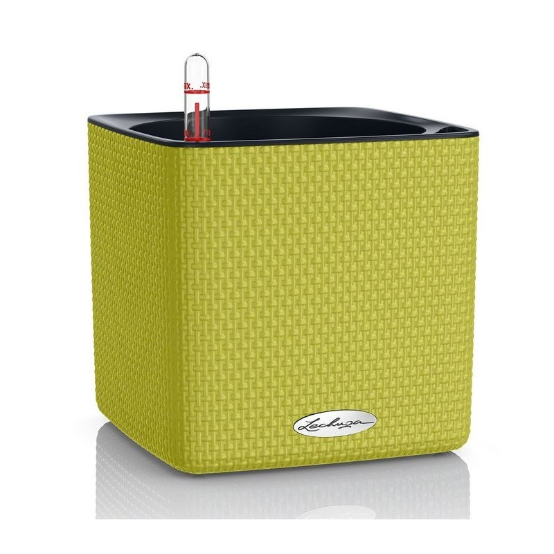 vaso cube color 16 lechuza set completo. Black Bedroom Furniture Sets. Home Design Ideas
