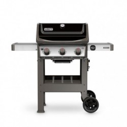 Weber Spirit II E-310 Gas Barbecue Black Ref. 45010129
