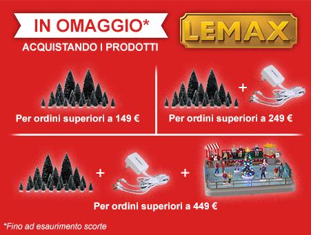 Promo Lemax