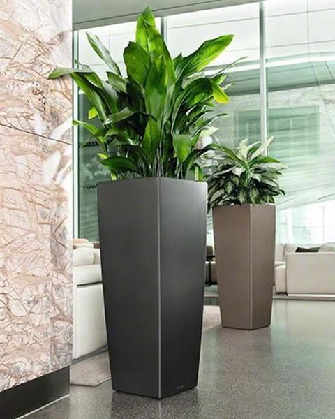 I migliori vasi per il tuo giardino in resina o plastica for Vasi grandi per interni