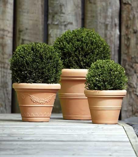 vasi da fiori in resina