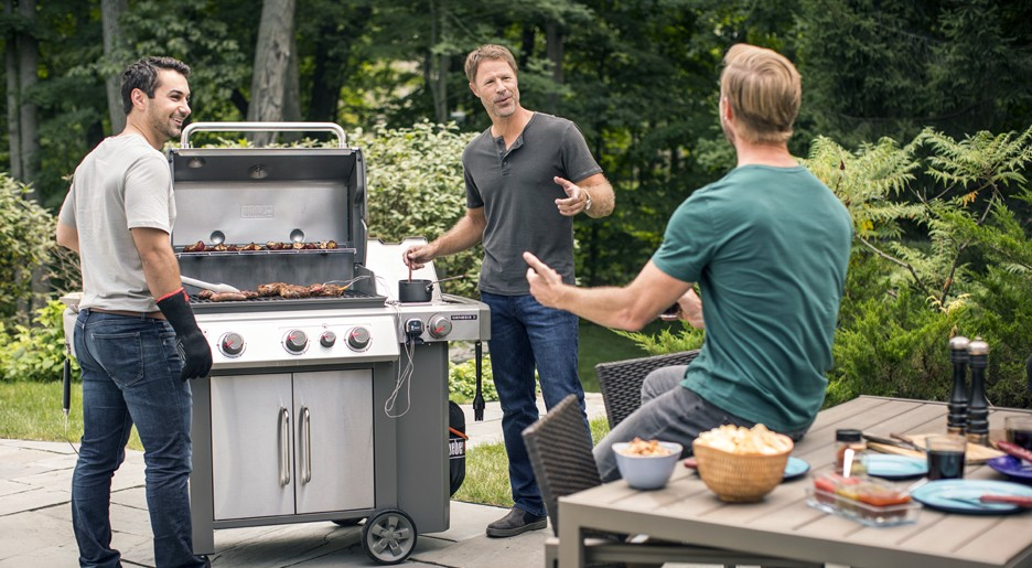 Barbecue Weber a Gas