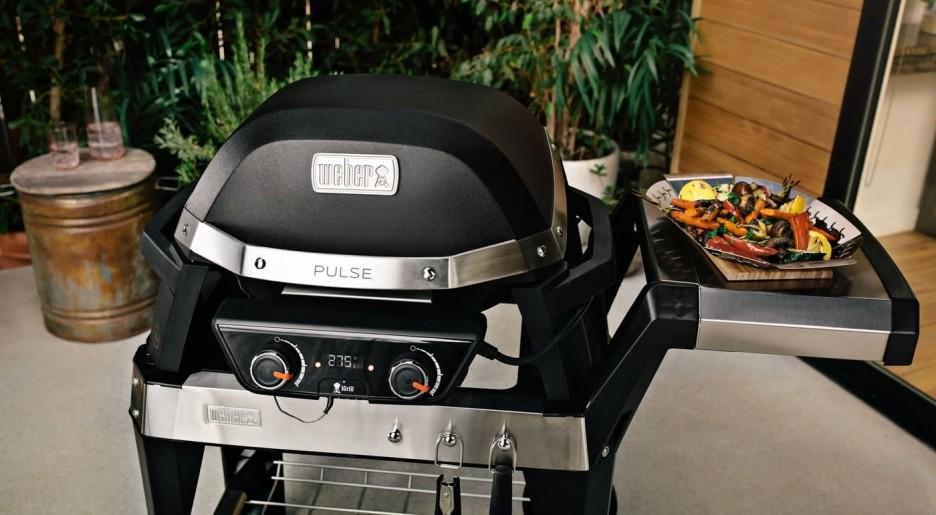 Barbecue Elettrico Pulse