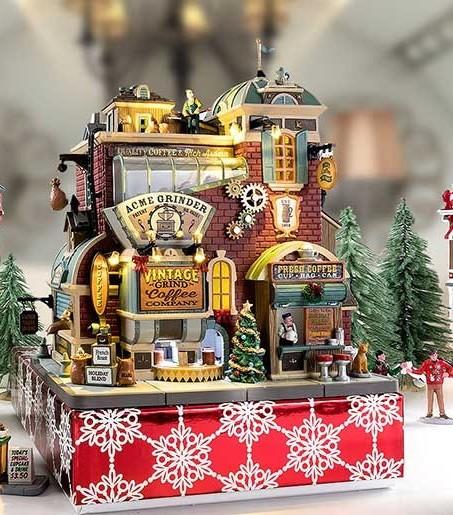 Villaggi di Natale Lemax