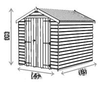 Dimensioni Casette