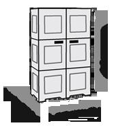 rivenditore ufficiale tontarelli acquista subito armadio in resina